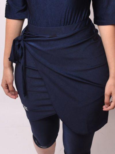 חצאית- שחור בגד ים צנוע- MORIÉ