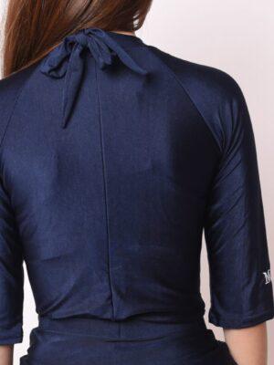 בגד ים שלם-כחול רויאל בגד ים צנוע- MORIÉ
